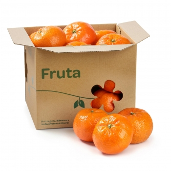 Mandarina Carrefour a granel 500 g aprox