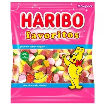 Caramelos de goma Favoritos Haribo 1 kg.