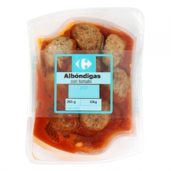 Albóndigas con tomate 265 g