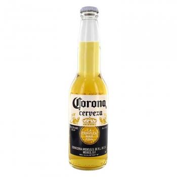 Cerveza Corona botella 35,5 cl.