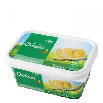 Margarina con Omega 3 Carrefour 500 g.