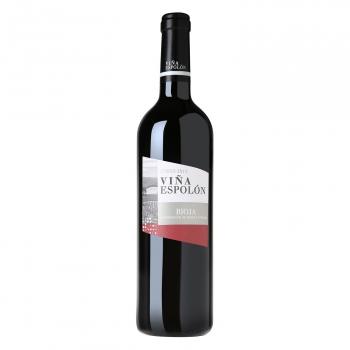 Vino D.O Rioja tinto crianza Viña Espolón 75 cl.