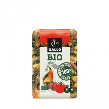 Espirales vegetales ecológicos Gallo 500 g.