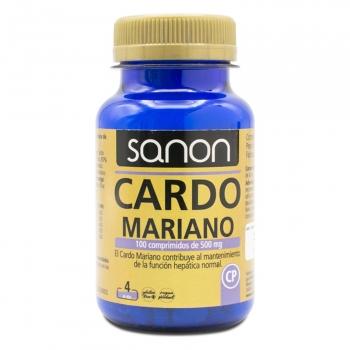 Cardo Mariano comprimidos Sanon 100 ud.