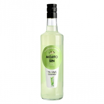 Mojito By J.A.N sin alcohol 70 cl.