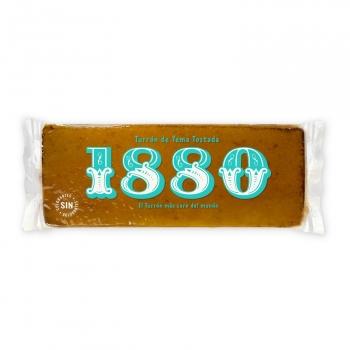 Turrón de yema tostada 1880 400 g.