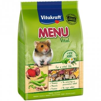 Menu para Hamster 400 gr