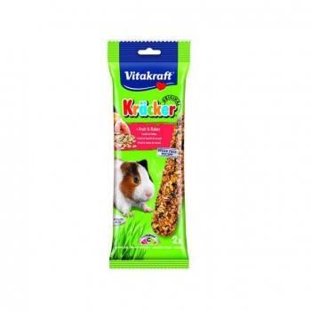 Vitakraft Barritas para Conejo de Indias con Frutas 2 uds
