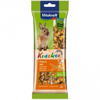 Vitakraft Barritas para Conejos Enanos de Miel 2 uds