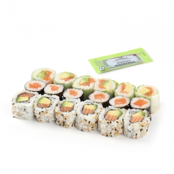 Maxi maki Sushi Daily 18 piezas