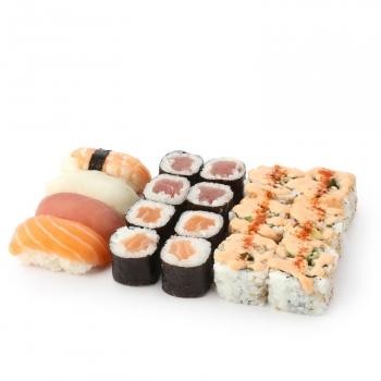 Combinación L Sushi Daily 18 piezas