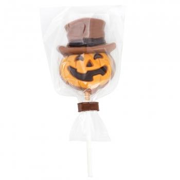 Piruletas de chocolate Halloween 30 g