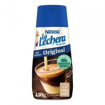 Leche condensada Nestlé La Lechera 450 g.