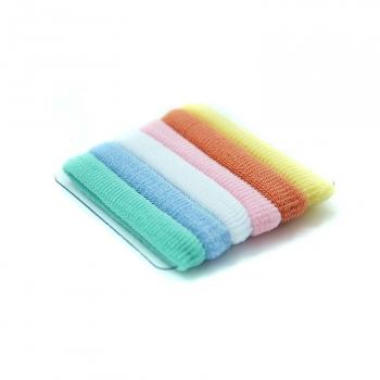 Goma de pelo multicolor Ponette 6 ud.
