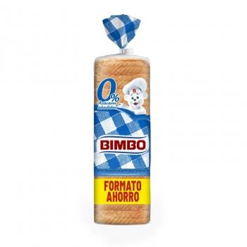Pan de molde familiar Bimbo 700 g.