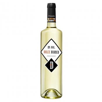 Vino frizzante blanco verdejo Dolce Bianco V.T. Castilla y León 75 cl.