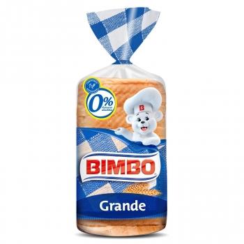 Pan de molde grande Bimbo 375 g.