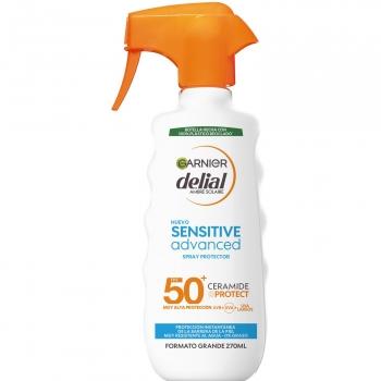 Spray solar FP 50+ Sensitive Advanced Delial 300 ml.