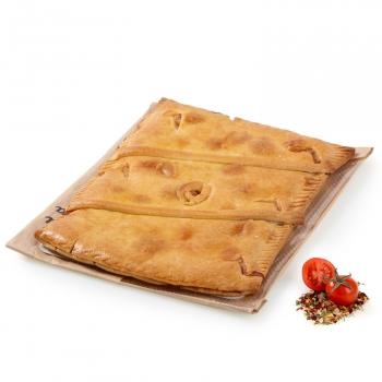 Empanada rectangular de carne 700 g