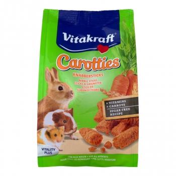 Bastones de Zanahoria para Conejos Enanos 50 grs