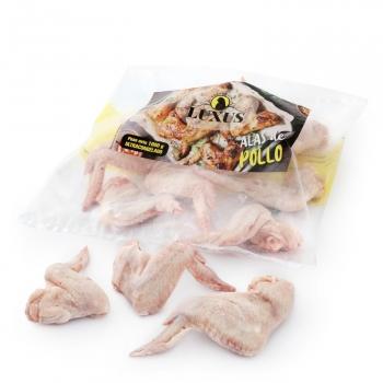 Alas de pollo congeladas 1 kg
