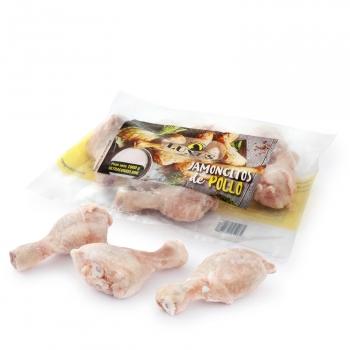 Jamoncitos de pollo congelado 1 kg