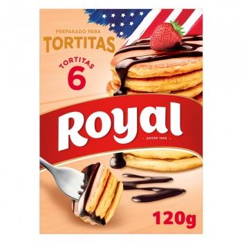 Preparado para tortitas Royal 120 g.