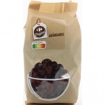 Arándanos rojos Carrefour 200 g.