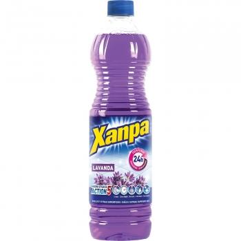 Fregasuelos aroma lavanda Xanpa 1 l.