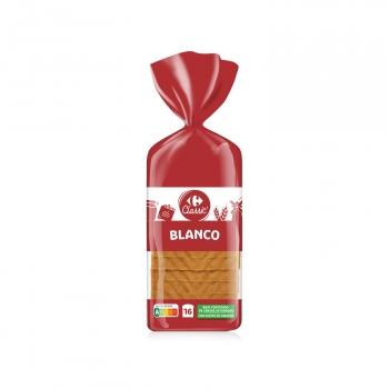 Pan de molde con corteza Carrefour 460 g.