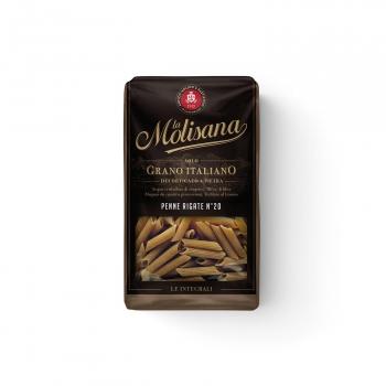 Penne rigate integral La Molisana 500 g.