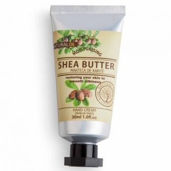 Crema de manos natural oil manteca de karité IDC Institute 30 ml.