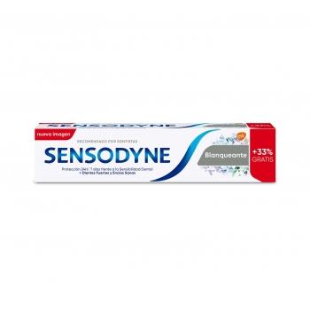 Dentífrico para dientes sensibles Blanqueante Sensodyne 75 ml.