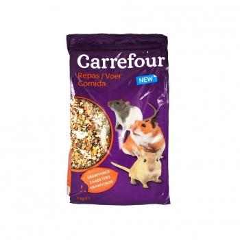 Carrefour Comida para Granívoros 1Kg