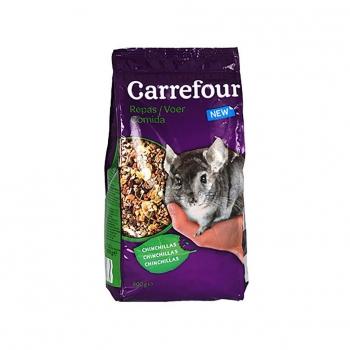 Carrefour Comida para Chinchillas 800g