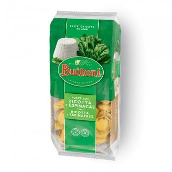Tortellini de ricotta y espinacas Buitoni 276 g.
