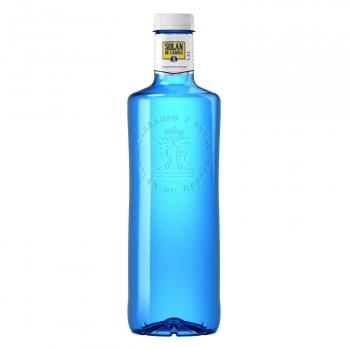 Agua mineral Solán de Cabras natural 1,5 l.