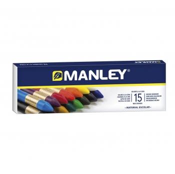 Ceras Manley 15 uds.