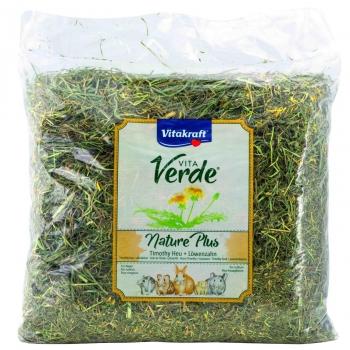 Vita verde heno + Diente de león Vitakraft 500g