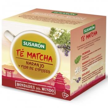 Infusión Japón equilibrio interiór en bolsitas Susarón 10 ud.