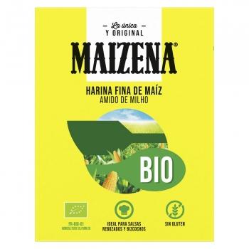 Harina de maíz fina ecológica Maizena sin gluten 200 g.