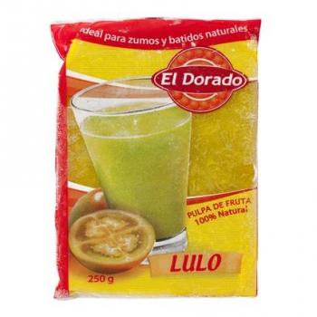 Pulpa de fruta El Dorado 250 g.