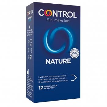 Preservativos nature Control 12 ud.