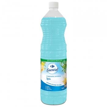 Fregasuelos aromático spa Essential Carrefour 1,5 l.