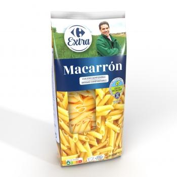 Macarrón Carrefour Extra 500 g.