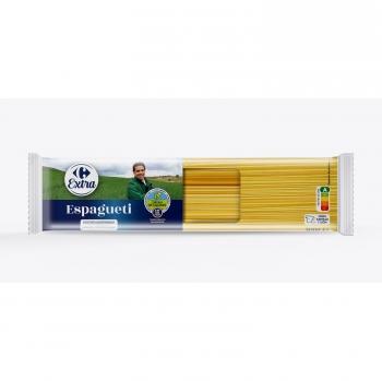 Espagueti Carrefour Extra 500 g.