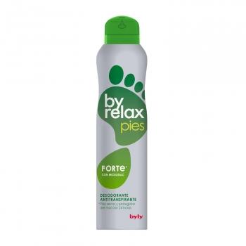 Desodorante para pies antitranspirante forte Byly 200 ml.