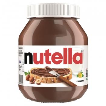 Crema de cacao con avellanas Nutella sin gluten 900 g.