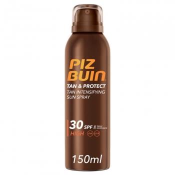 Spray solar intensificador del bronceado SPF 30 Piz Buin 150 ml.