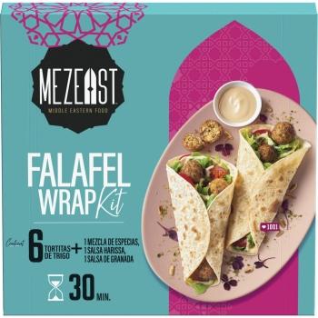 Wrap Falafel kit Mezeast 420 g.